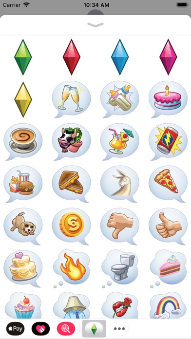 The Sims™ Sticker Pack for Pc