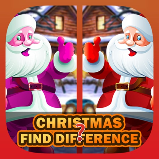 Christmas Find Difference 2018