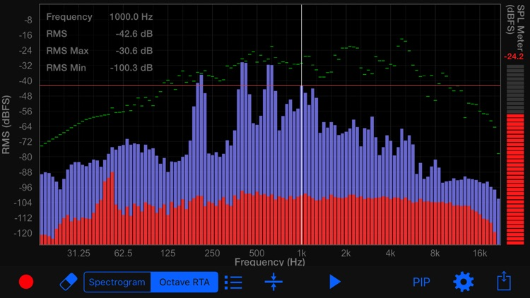 Audio Analyzer screenshot-3