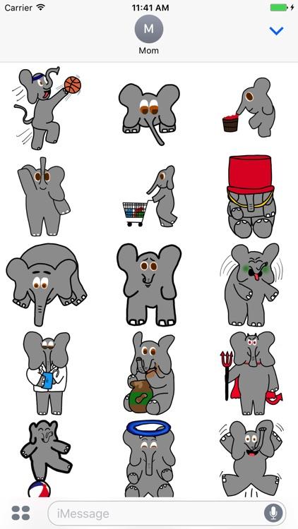 Baxbo the Elephant
