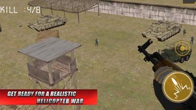 Gunship Air: Helicopter War screenshot two