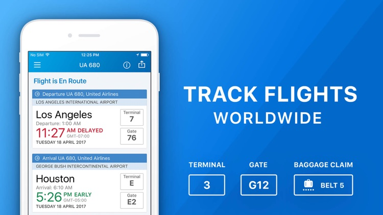 The Flight Tracker screenshot-3