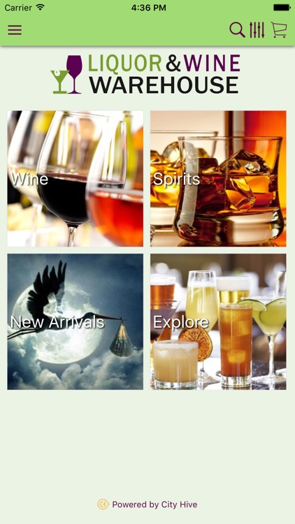 Liquor And Wine Warehouse