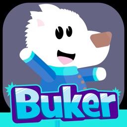 """Buker """"Galactic Hero"""""""
