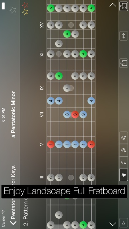 Star Scales Pro For Guitar screenshot-3