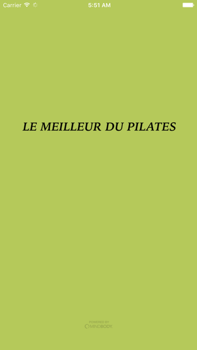 LE MEILLEUR DU PILATES screenshot one
