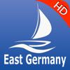Deutschland Ost Seekarte Pro