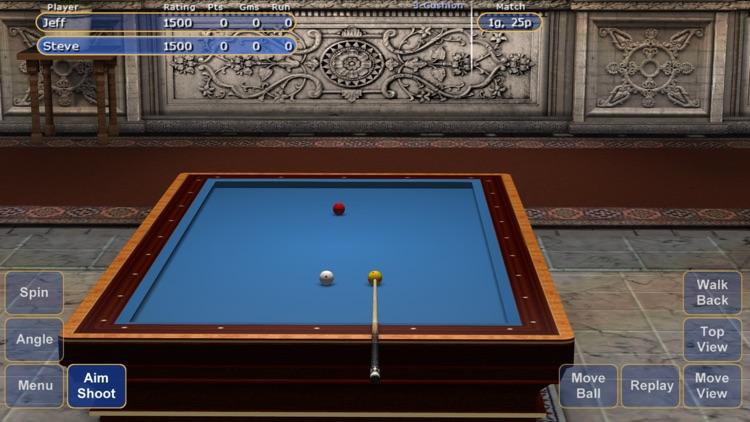 Virtual Pool 4 for iPhone screenshot-4