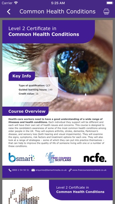 ncfe level 2 certificate in the A large number of our courses are at ncfe level 2 which is relevant to a gcse qualification, but we also deliver some level 1 awards and level 3 courses, which are relevant to an a-level qualification.