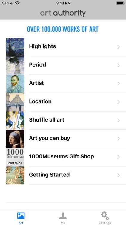 Art Authority screenshot-0