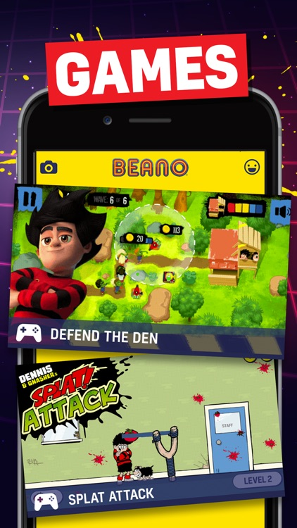Beano – Funny stuff every day