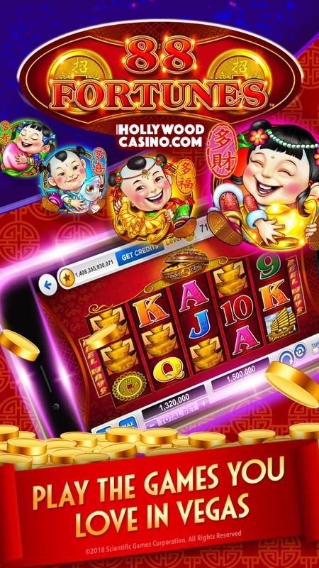 Hollywood Casino Play Free Slots