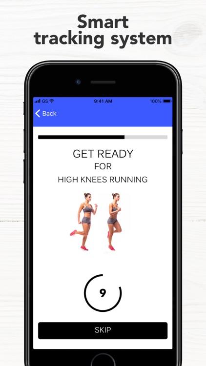 Home workout for women & gym screenshot-3