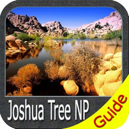 Joshua Tree National Park - GPS Map Navigator