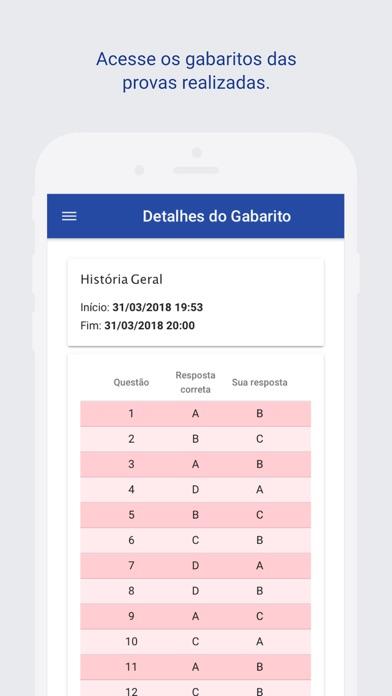 Certificação ANEPS screenshot 4