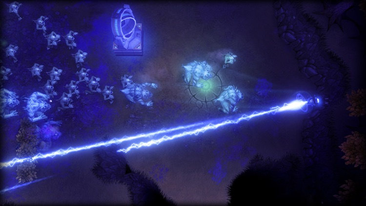 Tesla vs Lovecraft screenshot-6