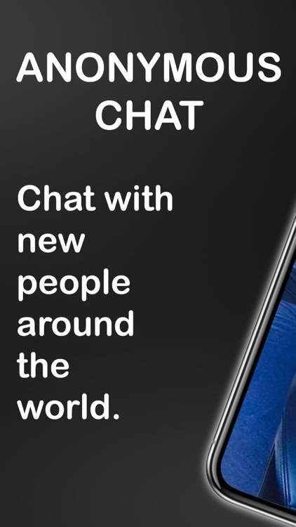 Chatter - Anonymous Chat