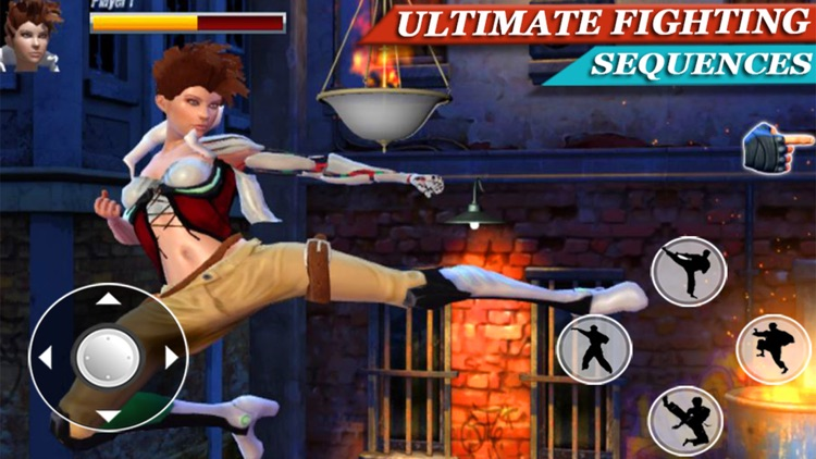 Karate Kung Fu Fighting Game