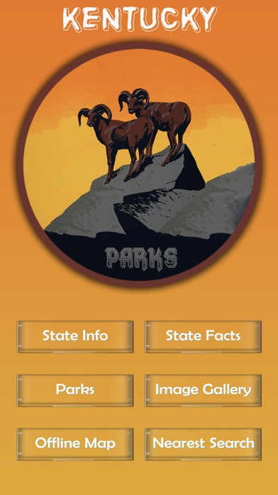 Screenshot for Kentucky National Parks in Germany App Store