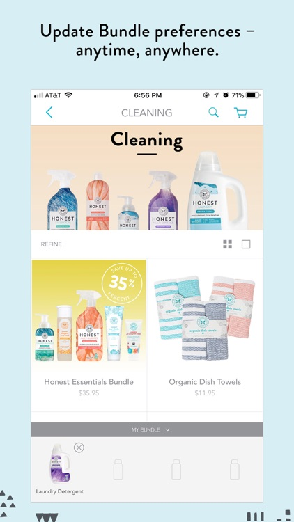 The Honest Company screenshot-1