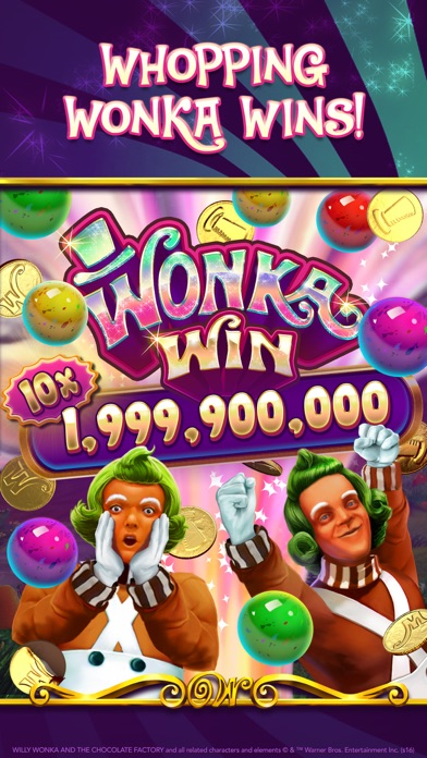download Willy Wonka Slots Vegas Casino