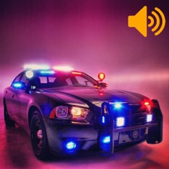 Police Siren Lights U0026 Sounds 12+