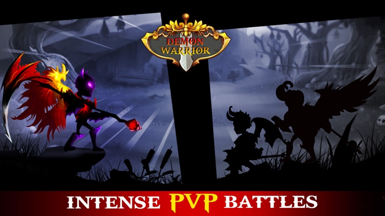 Demon Warrior: Action RPG Game