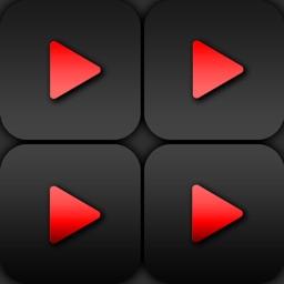 Grid Player: Local Videos