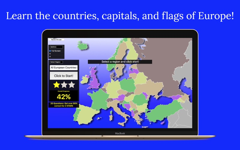 interactive europe map quiz Europe Map Quiz Education Ed. | App Price Drops