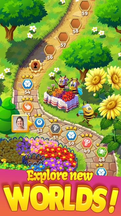 Bee Brilliant Blast Screenshot 4