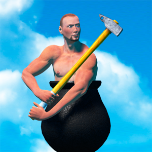 Getting Over It app