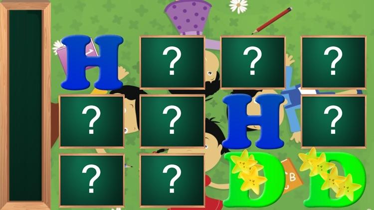 Alphabet Match Games for Kids screenshot-4