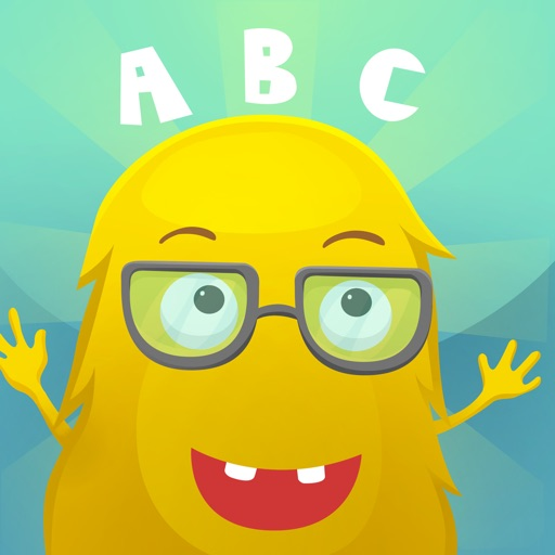 ABC alphabet and words