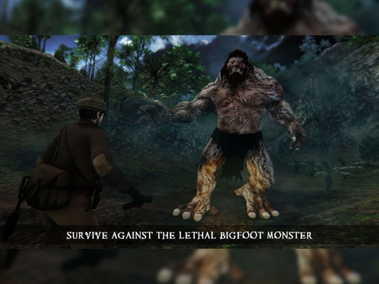 Bigfoot Monster Hunter Game | App Price Drops