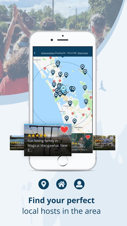 Workaway Travel App