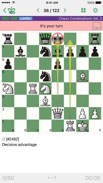 点击获取Chess Combinations Vol. 2