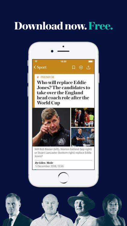 The Telegraph: UK News App screenshot-9