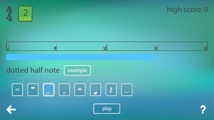 Musical Meter 1: tempo screenshot-3