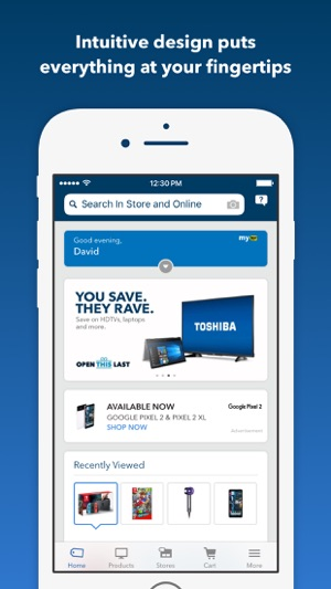 Best buy on the app store publicscrutiny Images