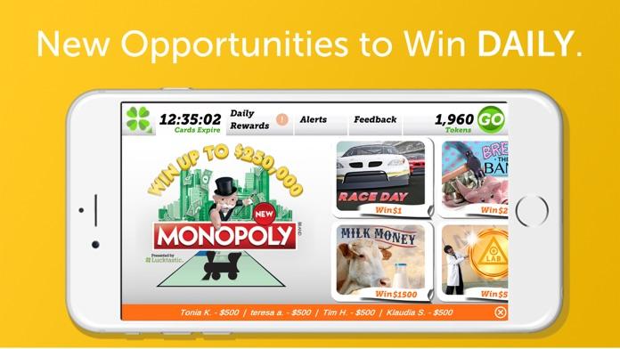 Lucktastic - Win Real Prizes Screenshot