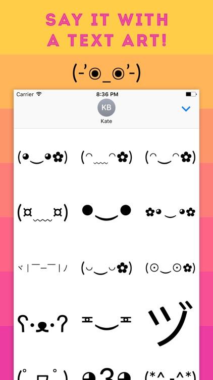 Kawaii Retro Emoji - Cute Pack