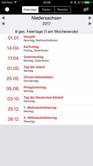 Feiertage Zu Iphone Kalender