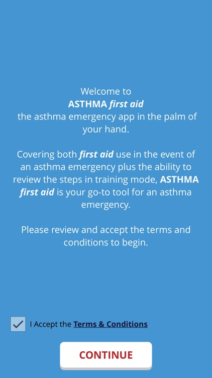 Asthma Aust Asthma First Aid screenshot-4
