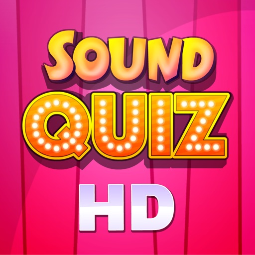 Sound Quiz - HD iOS App