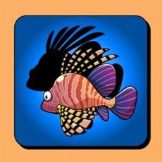 Activities of Preschool learning sea fish