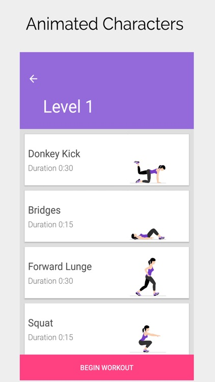 Butt and Legs Workout Plan