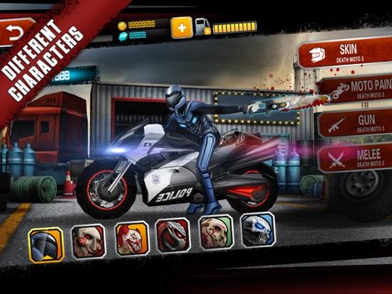 Death Moto 3 Screenshots