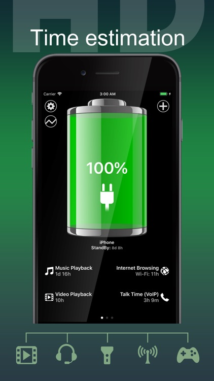 Battery HD+ Pro