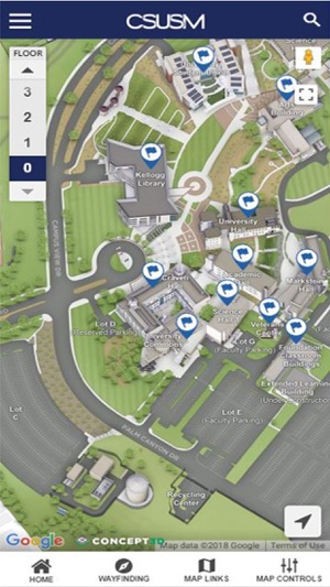 Csu San Marcos Campus Map.Csusm On The App Store