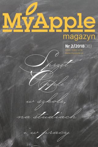 MyApple Magazyn - náhled